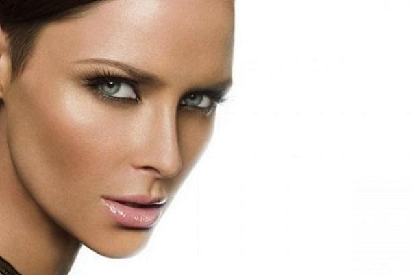 Макияж для серо-зеленых глаз