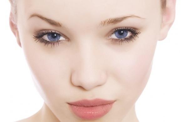 Дневной макияж для маленьких глаз