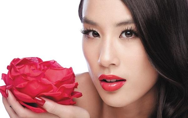 Фото макияжа азиатской внешности