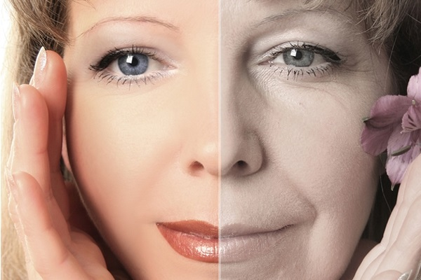 До и после лифтинг макияжа