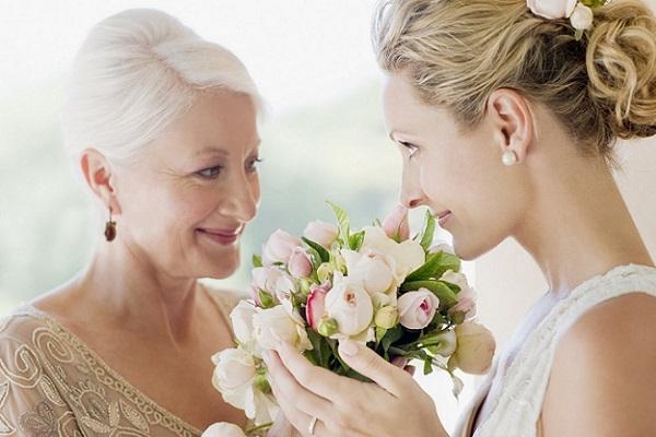 Макияж мамы невесты