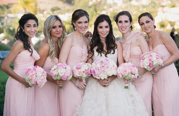 Смоки для подружек невесты