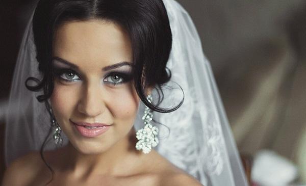 Косметика свадебный макияж