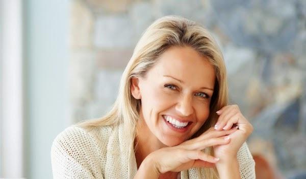 Дневной макияж для женщины за 40
