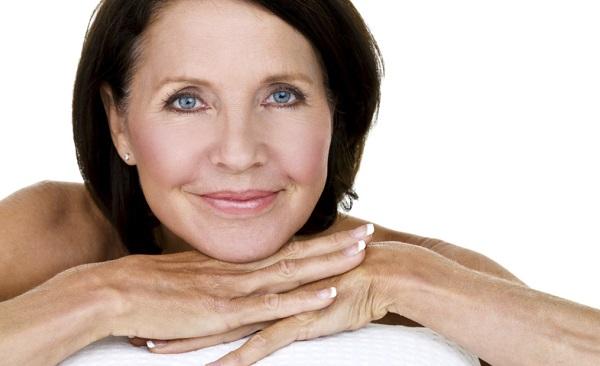 Повседневный возрастной макияж