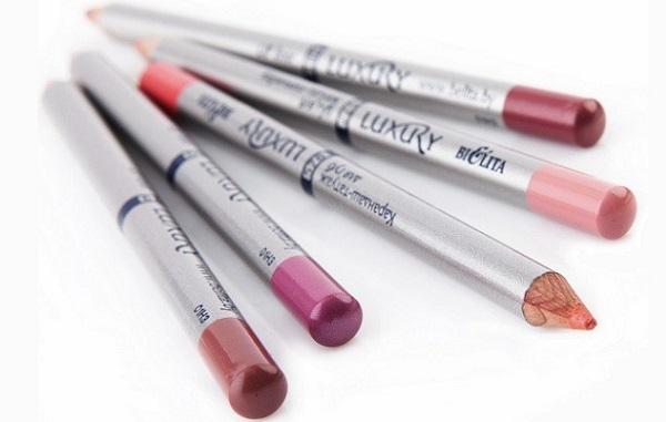 При выборе следует учитывать жесткость карандаша