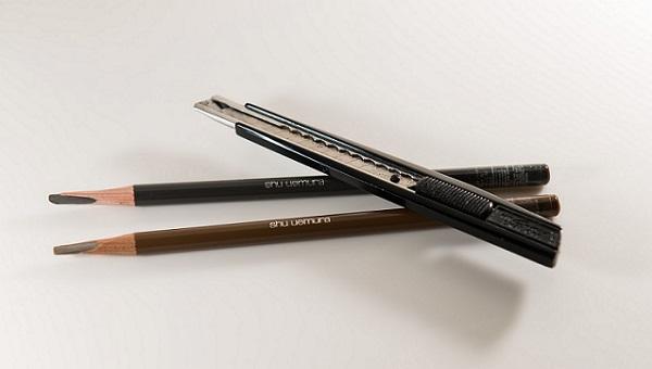 Чтобы линии были более четкими, карандаши следует заточить