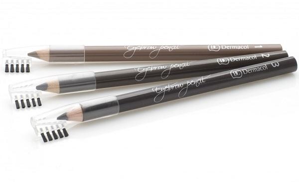 При выборе цвета карандаша следует учитывать как цвет волос, так и оттенок кожи