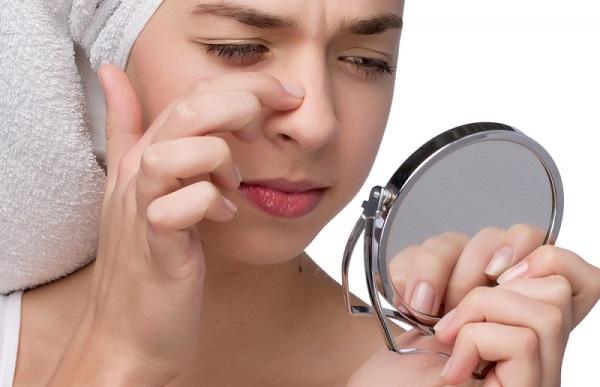 Ампульная маска для лица сияние кожи и уход за порами