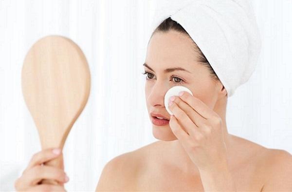 После удаления маски следует обработать кожу кремом или лосьоном