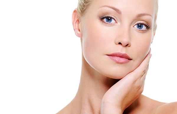 Правильный макияж для овального лица