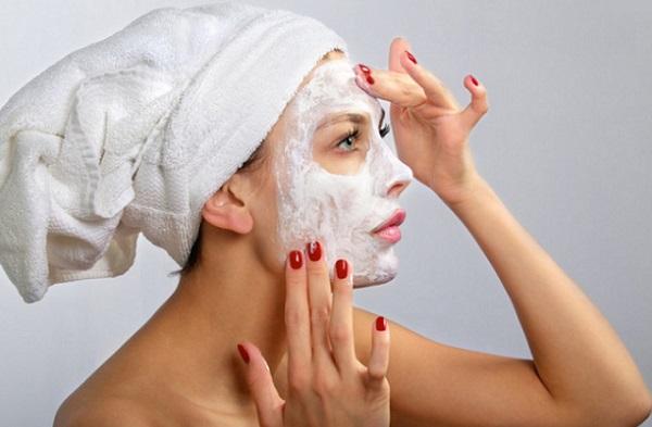 Кислородные маски позволяют сделать кожу более гладкой и эластичной
