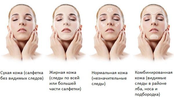 Применять маску из полисорба можно для любого типа кожи лица