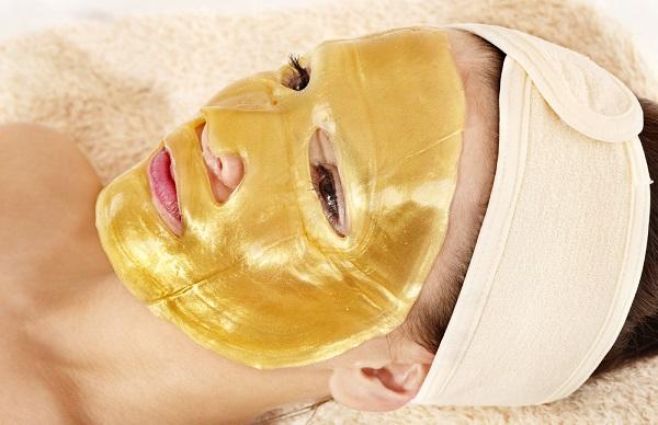 Биозолото позволяет усилить эффективность коллагеновых масок