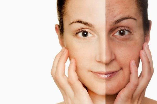 Омолодить кожу лица можно с помощью маски на основе глицерина с добавлением меда и сливочного масла