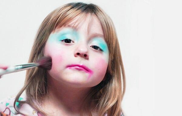 Чувство меры с косметикой