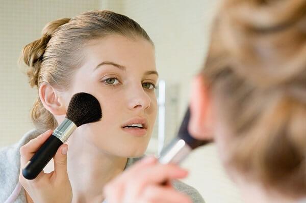 Подготовка лица для макияжа