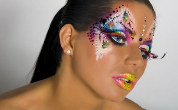 Фантазийный макияж