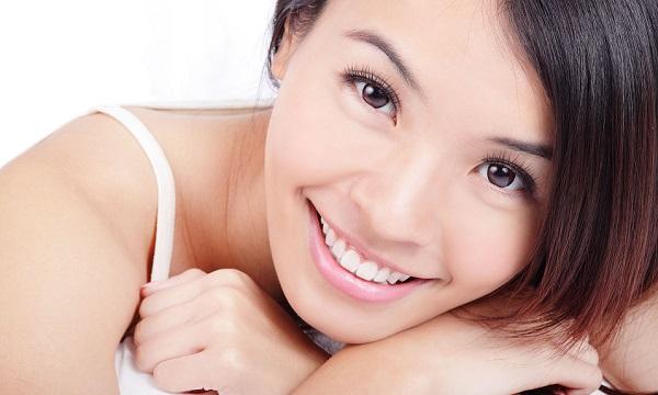 Легкий азиатский макияж макияж