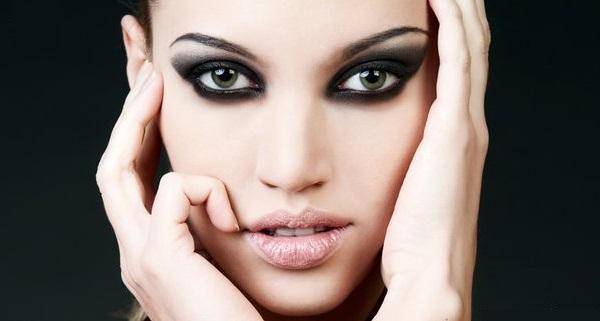 Рок-макияж