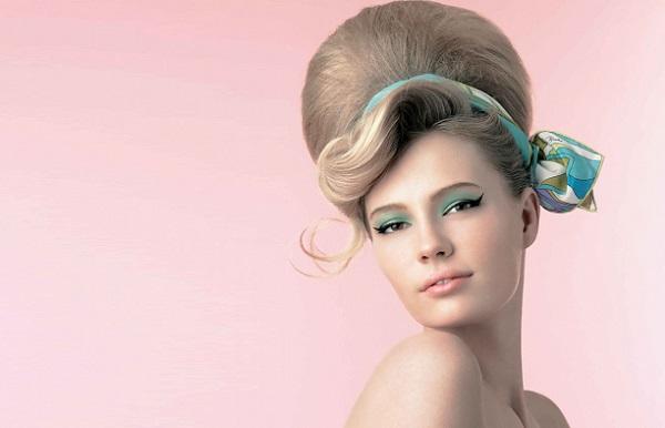 Стиль стиляги в макияже