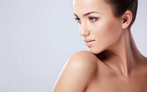 Вариант легкого макияжа