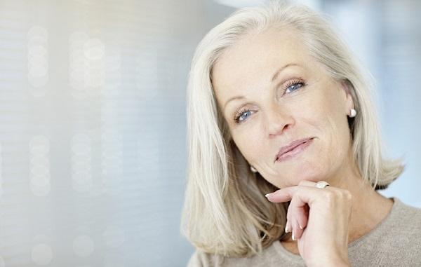 Дневной макияж для 50-летней