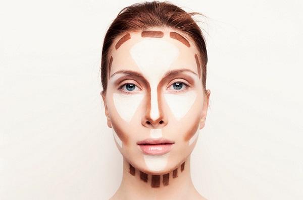 Изменить форму и скрыть недостатки на лице поможет скульптурирование