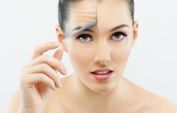 Также маска способствует избавлению от морщин