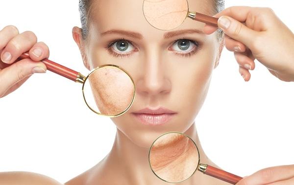 Освежающая маска поможет при появлении морщин на коже