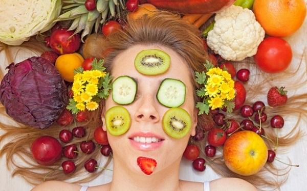 Основой освежающих масок являются натуральные продукты